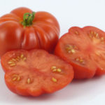 Picture: Tomato Madarina (courtesy of Bunny Hop Seeds)