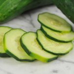 Cucumber Early Russian (courtesy Baker Creek)